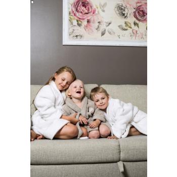 LUIN LIVING- Peignoir 110 cm (env. 3-5 ans) SAND