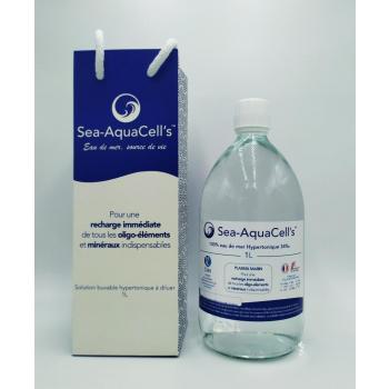 Plasma Marin Hypertonique Sea-AquaCell's