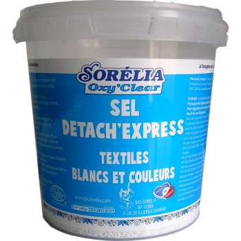 Sel Détachant Express Oxy'Clear 1 kg