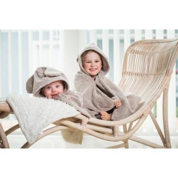 Serviette-cape bébé/enfant 0-5 ans SAND