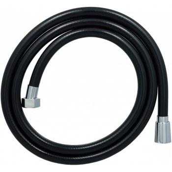 Flexible de douche PVC 150cm Noir