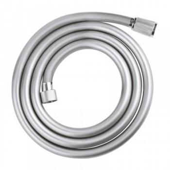 Flexible de douche PVC 150cm Chrome