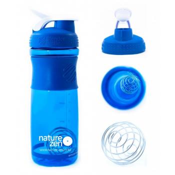 shaker bleu