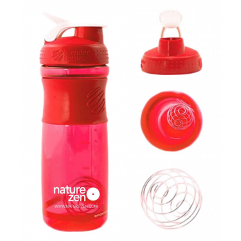 Nature Zen Shaker rouge