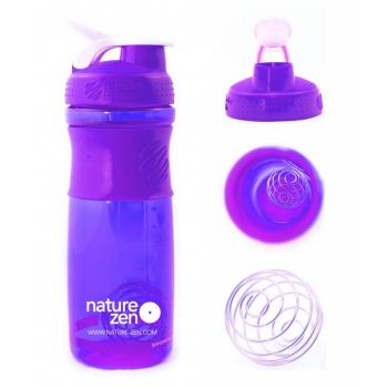 Nature Zen Shaker violet