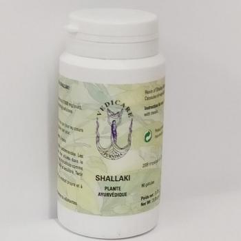 Shallaki, Boswellia serrata - Flacon de 90 gélules