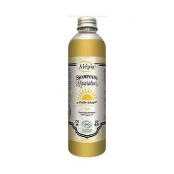 Shampoing bio à l'huile d'Argan