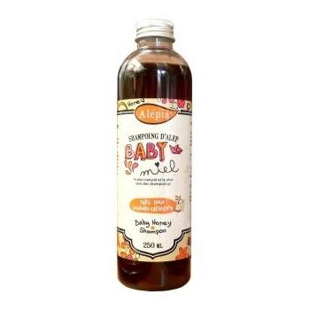 Shampoing d'Alep Baby miel 250 ml