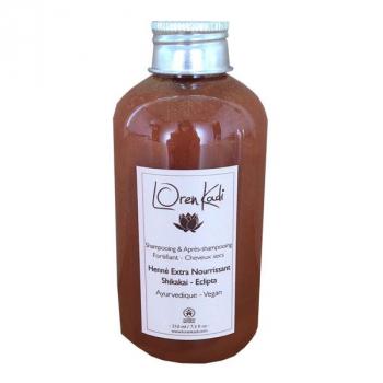 shampoing henné loren kadi