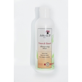Shampoing naturel Vegan purifiant & tonifiant - 200 ml