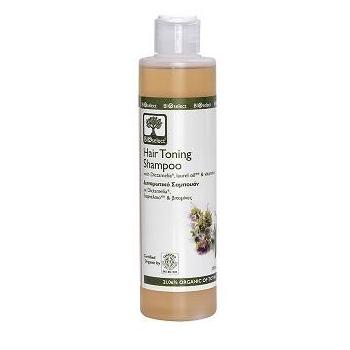 Shampoing tonifiant et anti-chute à l'huile de laurier et vitamines - 200ml