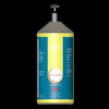 Shampoing Correcteur pH - Flacon 1000 ml/ 1 L - Shampoing cheveux colorés, oxydés
