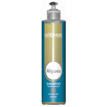 Shampoing aux Algues - Flacon 200 ml - Cheveux fins