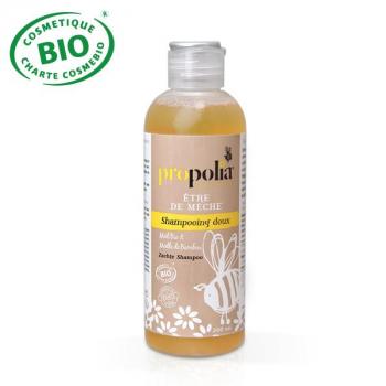 Shampooing doux BIO Propolia - Flacon de 200 ml
