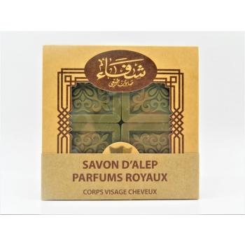 Savon d'Alep aux Parfums Royaux