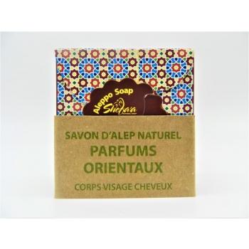 Savon d'Alep Naturel aux Parfums Floraux