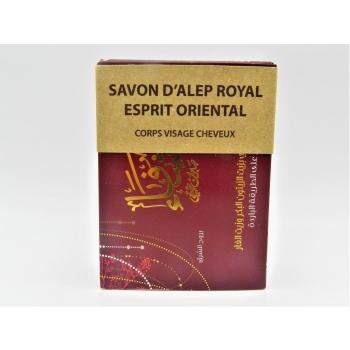 Savon d'Alep Royal à l'Esprit Oriental