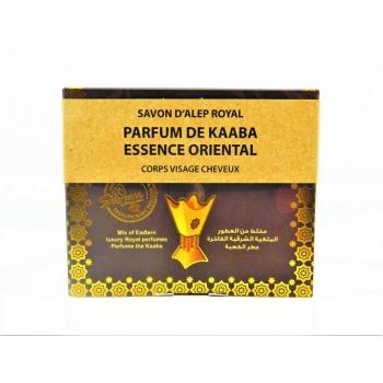 Savon d'Alep Royal au Parfum de Kaaba & à l'Essence Oriental