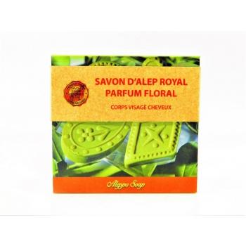 Savon d'Alep Royal au Parfum Floral