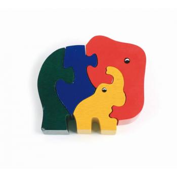 """Puzzle """"eléphants"""""""