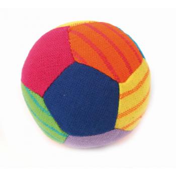 Petit softball avec hochet
