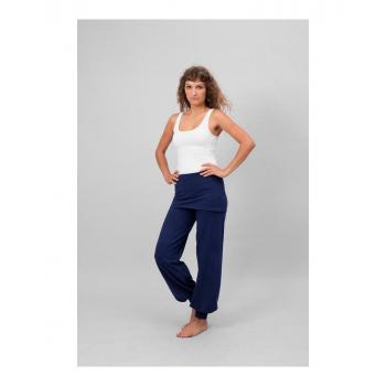 """Pantalon de yoga """"Sohang"""" de """"Breathe of Fire"""" atlantic blue"""