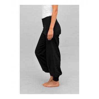"""Pantalon de yoga """"Sohang"""" de """"Breathe of Fire"""" noir"""