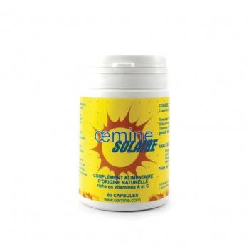 Oemine SOLAIRE - 60 capsules