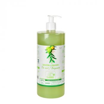 savon thé vert-bergamote 1l