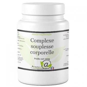Complexe souplesse corporelle bio 100g