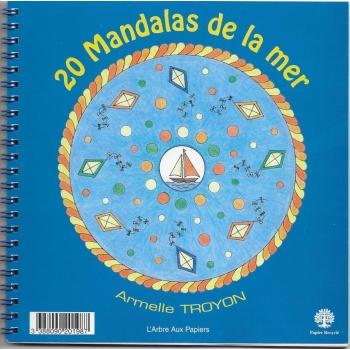 20 Mandalas de la mer