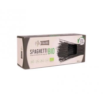 spaghetti bio de soja noir x12