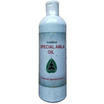 Huile de massage ayurvédique Spécial Amla - 200 ml
