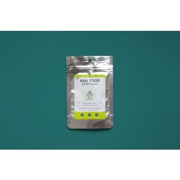 AKAL FOOD - Mélange tonifiant d'épices, de plantes bio et de spiruline - Spirtonic 50g