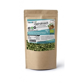 SpiruKrunch - Granola énergétique spiruline