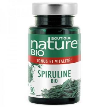 Comprimés de Spiruline Bio - 90 comprimés - Tonus et vitalité