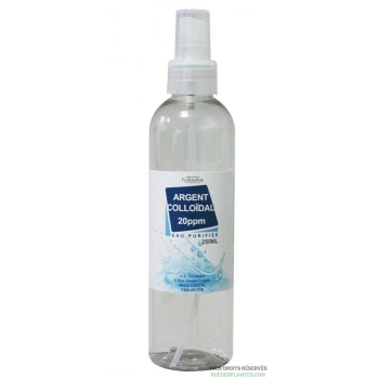 Spray argent colloïdal 20ppm 250ml