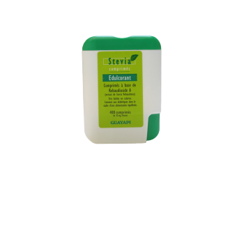 Stevia en comprimés (extrait de stévia blanche)