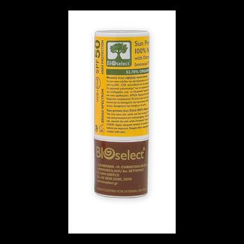 Stick 100% naturel de haute protection solaire SPF50 - 15ml -