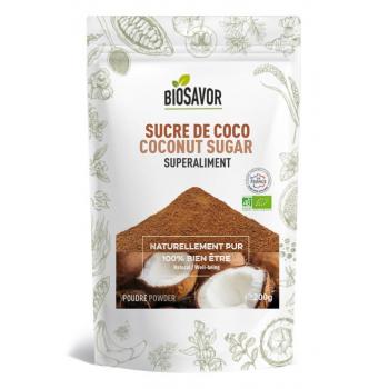 Sucre de Coco en poudre Bio - 200g