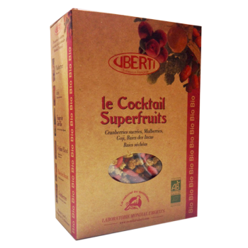 Cocktail superfruits bio 1kg