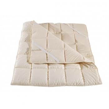 Surmatelas en laine lavable