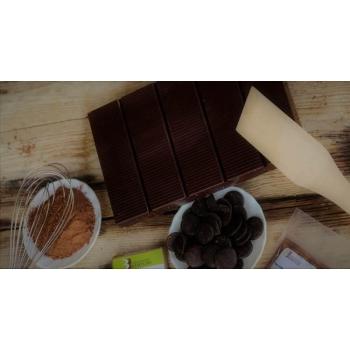 Couverture Grand Cru Spéciale Sélection Chocolat Noir Bio 70% (1 kg)