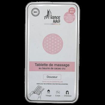 Tablette / barre de massage DOUCEUR