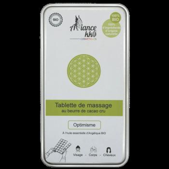 Tablette / barre de massage OPTIMISME