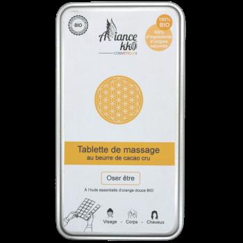 Tablette / barre de massage OSER ÊTRE