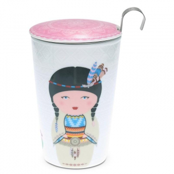 "Tasse à thé ""Little Cherokee"" 350 ml"