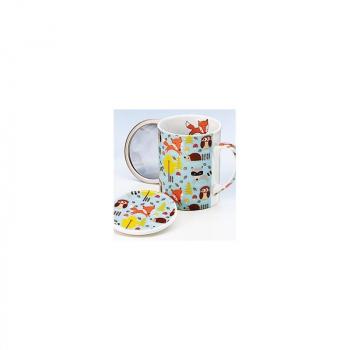 """Tasse à thé pour enfant """"Petit Renard"""" 150 ml"""