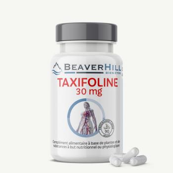 TAXIFOLINE 30 mg et VITAMINE C - Nouveau produit !
