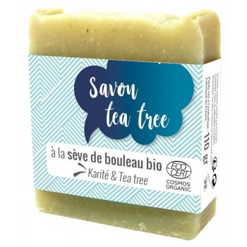 Savon Tea Tree - Parfum puissant de l'arbre à thé
